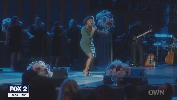 """Deborah Joy Winans talks about """"Greenleaf"""" finale"""