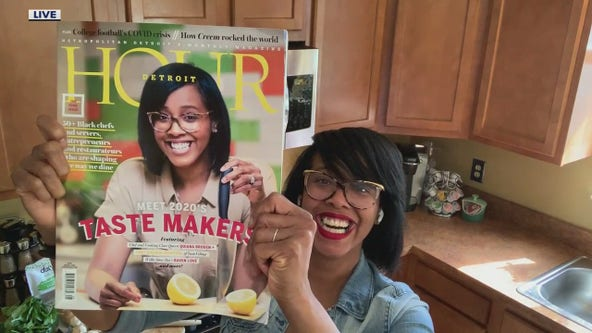 Cooking with Que gets a special honor from Hour Detroit