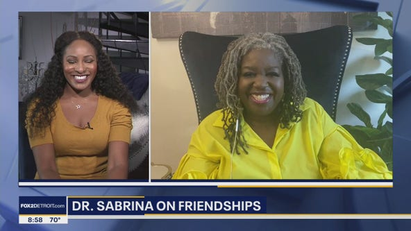 International Friendship Day with Dr. Sabrina