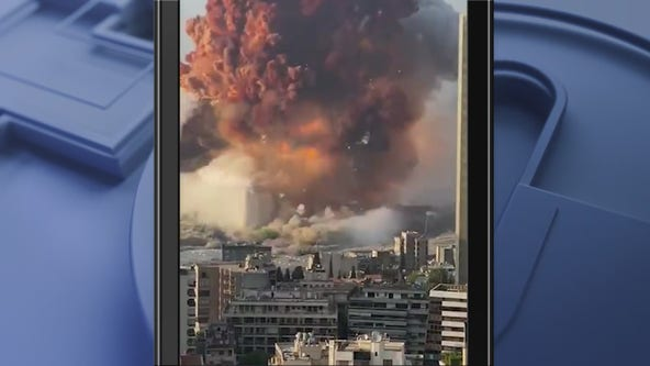 Detroit man from Beirut says country is in shambles after huge explosion in Lebanon capital