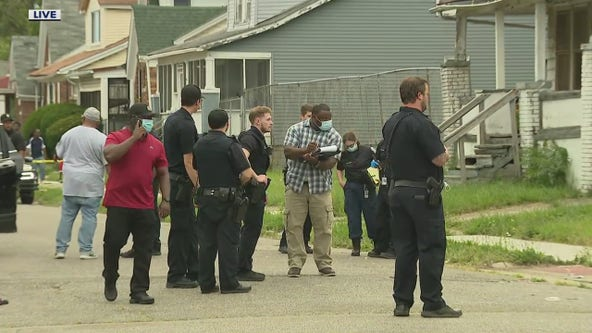 8-month-old and 2 adults shot on Detroit's east side