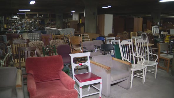 Cass Community Social Services repurposing furniture with new Trading Places program