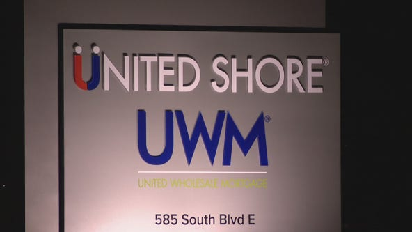 More than 50 employees at United Shore in Pontiac test positive for COVID-19