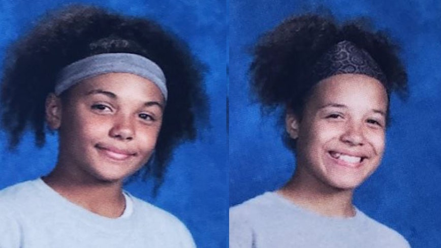 Detroit police looking for missing 13-year-old twin sisters
