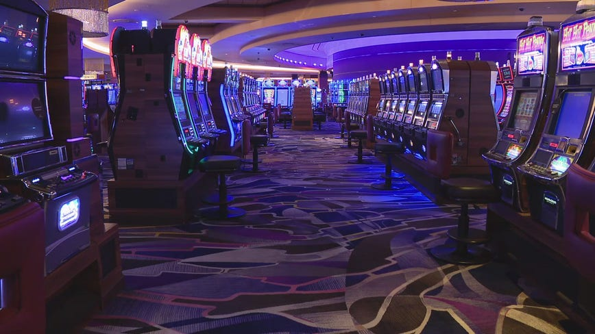 All three Detroit casinos now open for business amid COVID-19 pandemic
