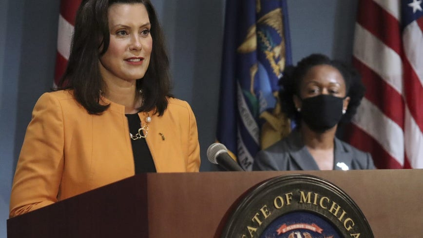 Michigan Gov. Whitmer announces movie theaters, concert venues, bowling centers allowed to reopen Oct. 9