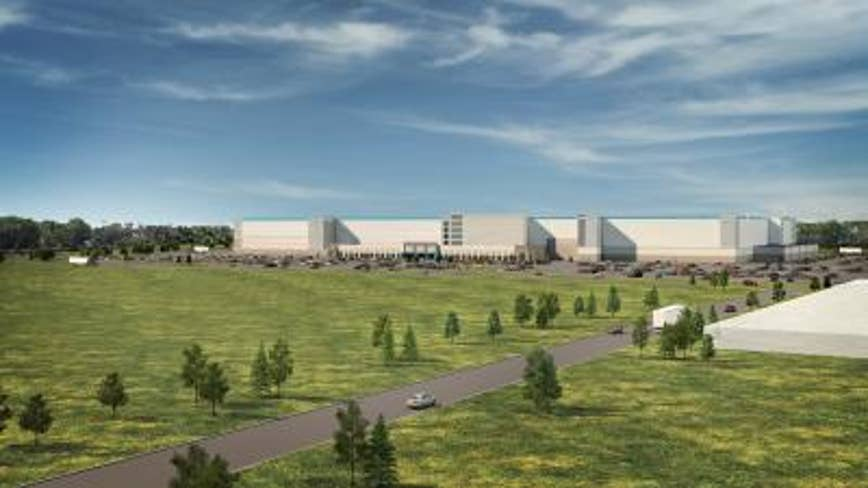 Amazon to build $400 million distribution center on former state fairgrounds in Detroit