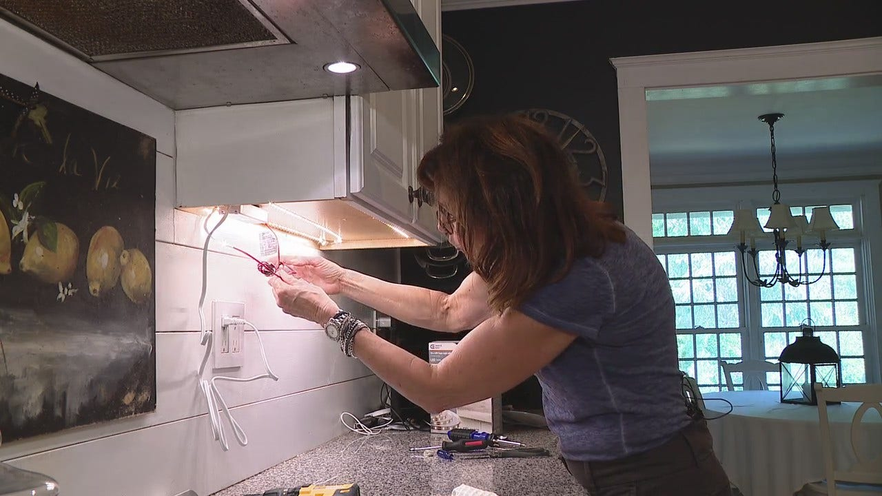 How To Install Led Strips For Your Under Cabinet Lighting