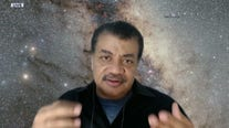 Neil DeGrasse Tyson quips aliens visited earth during Comic-Con