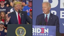 Biden, Trump campaigns talk about what to expect from first debate
