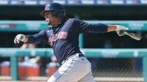 Carrasco, Ramirez star as Indians top Tigers 7-4