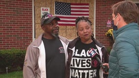 Warren police make arrest in hate crimes targeting African-American couple with BLM sign