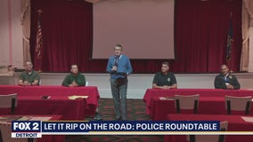 Let it Rip on the Road: Police Roundtable