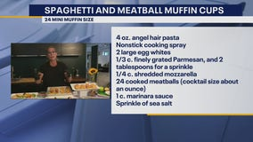 Back-to-school lunch ideas from Chef Kelli