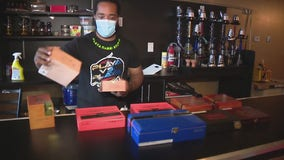 Motor City Match winner starts second business of cigar and hookah lounge with own money