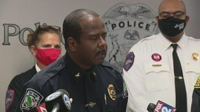 Southfield, Oak Park police provide update on Friday night crash that killed two teens