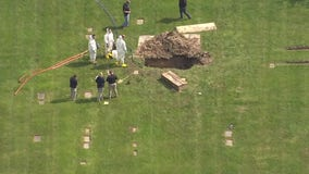 Murder victims exhumed by law enforcement using genealogy to bring closure for families