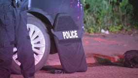 Barricaded gunman on Detroit's west side taken man and woman hostage
