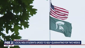 Local MSU students urged to self-quarantine after officials confirm 342 COVID-19 cases