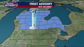 Patchy Frost Overnight