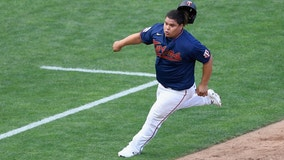 Twins win 3-2 in extra innings, sweep Tigers in doubleheader