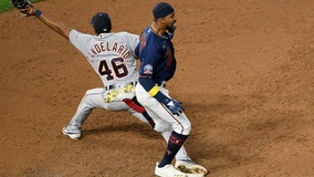 Buxton beats out infield single in 9th; Twins top Tigers 4-3