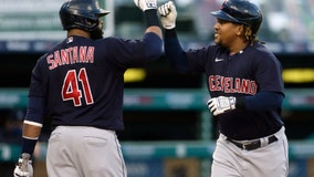 Ramirez helps Indians snap skid with 10-3 win over Tigers