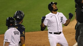 Turnbull impressive in 6 innings, Tigers rout Brewers 8-3