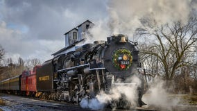 Tickets on sale now for 2021 North Pole Express
