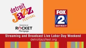 Detroit's 41st annual Jazz Festival goes virtual on FOX2detroit.com