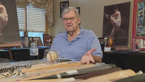 Former Detroit Tiger Denny McLain selling decades of memorabilia at estate sale