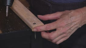 How to pre-drill holes on your project wood pieces