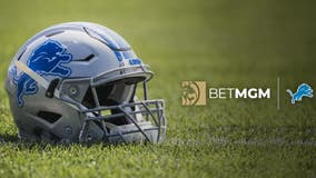 Detroit Lions name first official sports betting partner