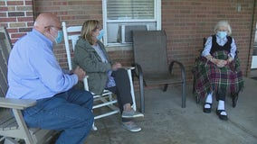 Families all smiles as nursing facility visits resume in Michigan