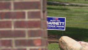 Bloomfield Township trustee candidate accused of stealing 50-60 campaign signs
