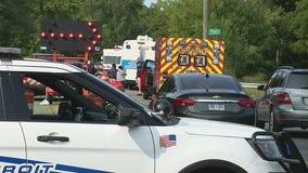 Barricaded gunman identified as suspect in Detroit triple murder in June