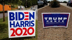 Bloomfield Hills police report thefts of signs supporting both Biden and Trump