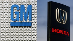 General Motors, Honda agree to shared work in North America