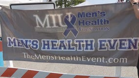 Free health screenings offered at 10th Annual Men's Health Event