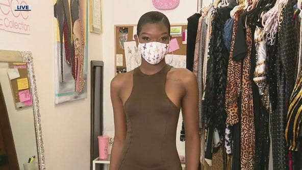 Local Detroit fashion designer bringing nude-colored dress lineup to market
