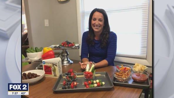 Teaching Kids Through Food