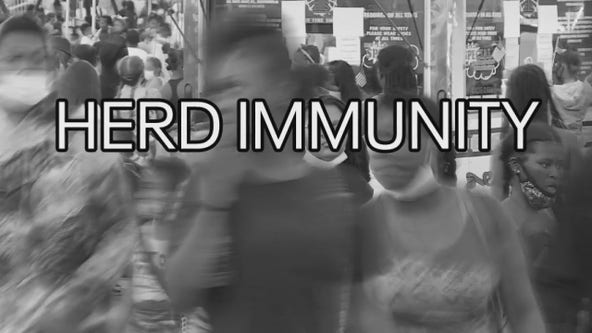 Yes, herd immunity is possible through vaccination, NOT infection, doctor says