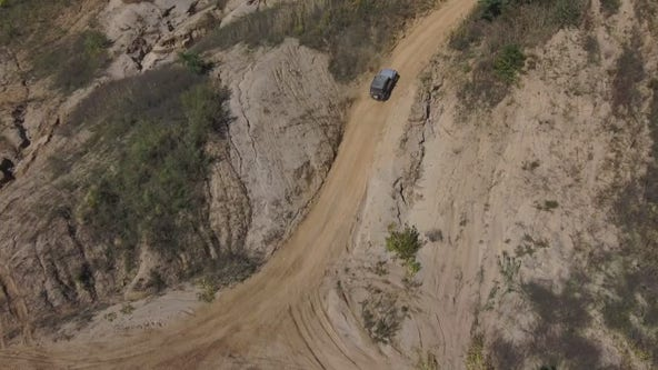 Holly Oaks ORV park officially opens in Oakland County