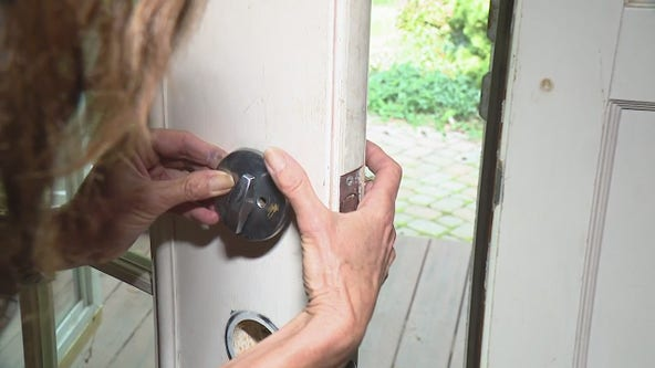 Jill of All Trades re-keys her lockset
