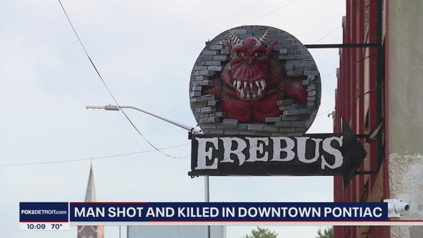 Fatal shooting at Erebus Haunted House, police search for suspect
