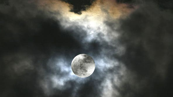Rare blue moon to light up night sky on Halloween 2020
