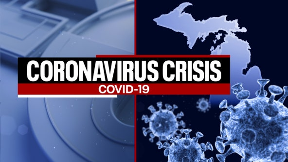 Michigan announces 1,308 new cases of COVID-19 and 8 deaths on Monday