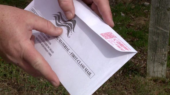 Secretary of State: Michigan voters should hand deliver their absentee vote instead of mailing it