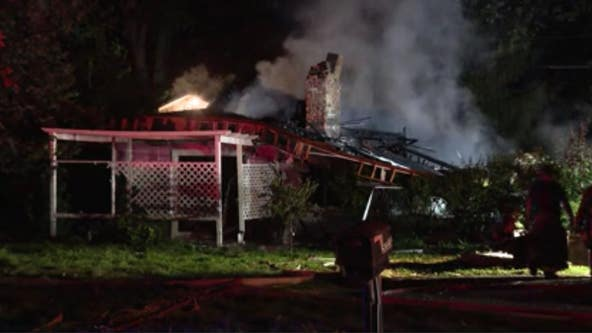 """Significant explosion"" at Commerce Twp. home seriously injures 2"