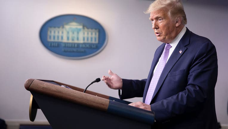 f468f2a2-President Trump Holds News Conference At White House